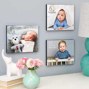75% OffWood Photo Panels Two Sizes