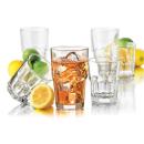 $11.02 Libbey 16-Piece Boston Drinkware Set