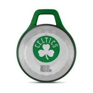 $18RECERTIFIED JBL Clip NBA Edition Portable Bluetooth Speaker