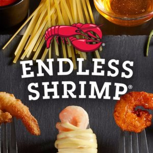 Endless Shrimp@ Red Lobster
