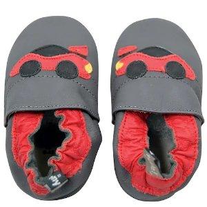 满$30减$10+额外7-8.5折+送礼卡Tommy Tickle 婴儿软底鞋特卖,2双低至$16.79