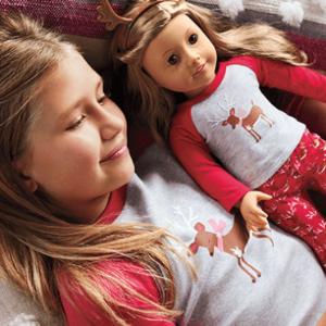 罕见满百享包邮最后一天:American Girl 美国娃娃官网 5日促销,小苏瑞等明星宝宝的最爱