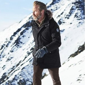Extra 40% OFFLand's End Men's Down Jacket Sale
