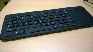 $24.99会员专享: Microsoft ALL-in-One 无线多媒体键盘