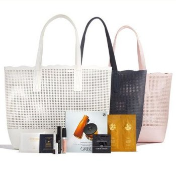 Free Tote and Samples