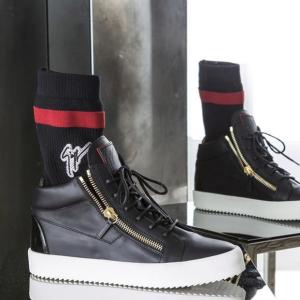 $60起 潮男必败上新:SSENSE男式休闲鞋,运动鞋新品上架