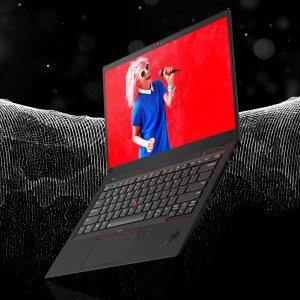 低至$1627.99 (原价$1789)新低价:6代ThinkPad X1 Carbon 笔记本 搭载8代CPU