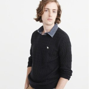 Up to 70% OFFAbercrombie & Fitch Men's Clothing Winter Sale