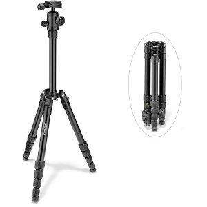 $59.95Prima Photo 小型 带球形云台脚架套装 两色可选