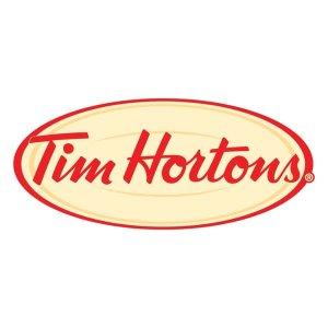 变相5折Tim Hortons充$10只需$5