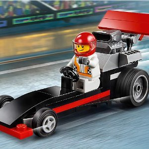 Free City Dragster With $35 Purchase @ LEGO®