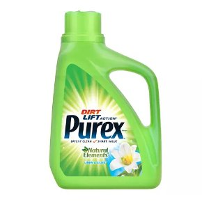 $1.99Ultra Purex Natural Elements Laundry Detergent Liquid Linen & Lilies