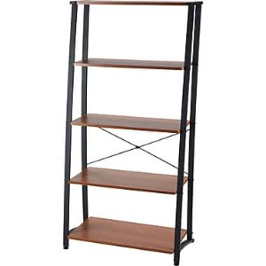 $31Staples Gillespie 5-Shelf Bookcase