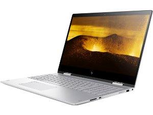 $849.99 (原价$1049.99)补货:HP ENVY x360 15吋 触屏笔记本 (i7-8550U,16GB,1TB+128GB)