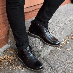 低至4折+额外6折 无门槛包邮Rockport 网络星期一男士商务皮鞋 休闲鞋折上折大促