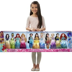 $50Disney Princess Shimmering Dreams Collection