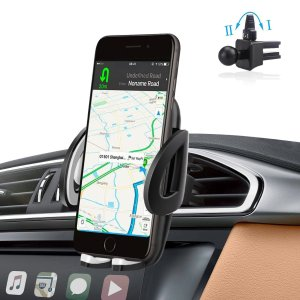$8ABAOLUX Air Vent Phone Holder Car Mount with Quick Release Button