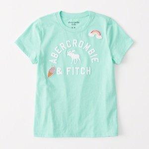 $29 一套限今天:abercrombie kids 精选儿童上衣+裤子任意搭配
