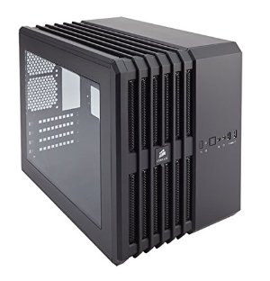 $83Corsair Carbide Series Air 240 High Airflow MicroATX and Mini-ITX PC Case