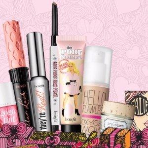 25% OffSitewide @ Benefit Cosmetics