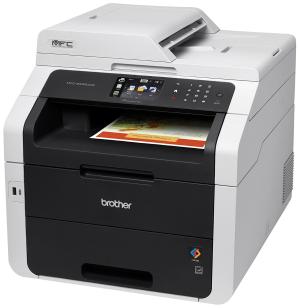 $349.99近期低价:  Brother MFC-9330CDW无线一体式彩色激光打印机