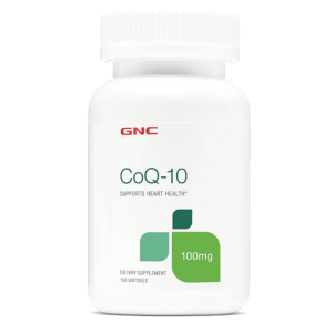 3 For $24.99GNC CoQ-10 100mg 75 Softgels