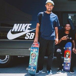 Extra 50% offNike、Adidas、DC、Fox Skate Boarding Men's Clothing Sale