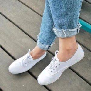 7.5折Keds官网 全场热卖,收帆布运动鞋 入Kate Spade合作款