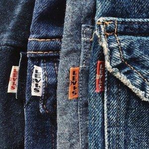 Extra 40% OFFLevis Men's Jeans Jacket Final Winter Clearance Sale