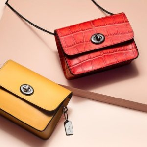 Up to 30% Off Crossbody Bags @ Coach