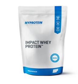 $40Myprotein Impact Whey Protein 5.5 lb + Micellar Casein 2.2 lb