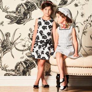 最高享8折Janie And Jack 高端童装促销 收香奈儿、爱马仕风女童服饰