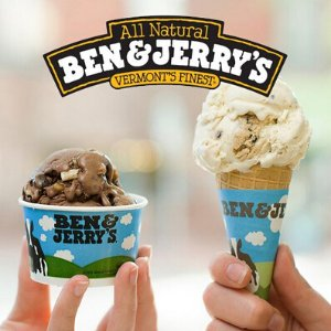 预告!(4/4)免费送雪糕Ben & Jerry's  庆祝 Cone Day 活动