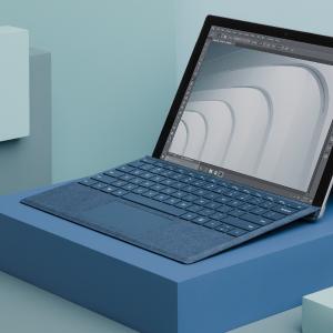 $599 (原价$799)新款 Microsoft Surface Pro 12.3寸 (m3, 4GB, 128GB)
