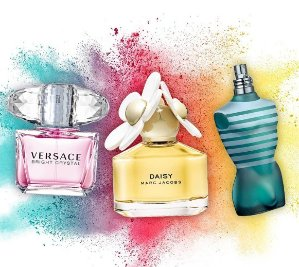 Extra 30% Off + $10 Off $70Sitewide @ Perfumania