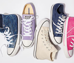 Starting at $30Converse Sale @ Hautelook