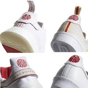 """NMD开售 $110起补货:adidas 中国年""""福禄寿喜""""系列男鞋开售"""