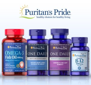 Buy 2 get 4 free + 18% off2 Puritan's Pride Brand Items @ Puritan's Pride