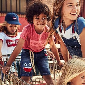 Up To 60% Off Select Kids Styles SaleLevi's for the Little Ones  @ Levis