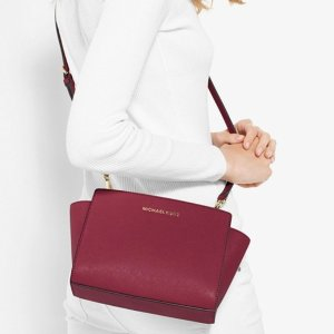 Up to 50% Off+Extra 25% Off Select MICHAEL Michael Kors Selma Handbags
